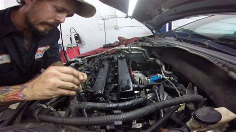ford fusion  valve cover gasket youtube