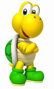 Koopa Troopa | Mario, Sonic and Sora Wiki | FANDOM powered ...