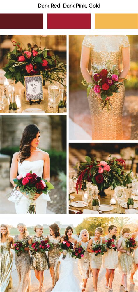 fall colors for wedding 7 fall wedding color palette ideas junebug weddings