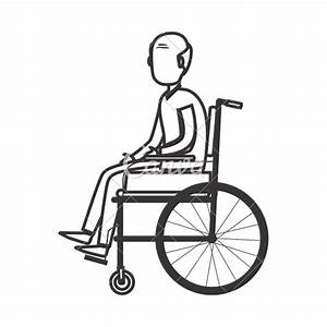 Wheelchair Drawing At Getdrawings