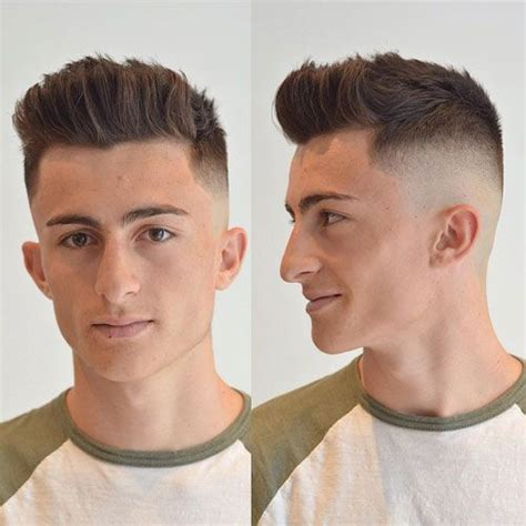 Best 25  High fade haircut ideas on Pinterest   Mens high
