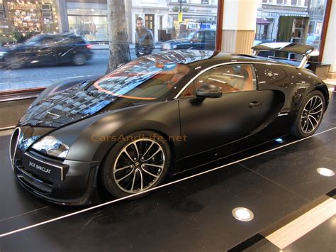 Bugatti Veyron Super Sport, 1200 Hp From London And Ready