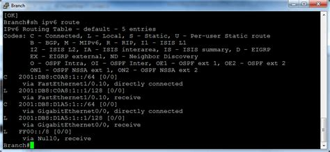 configure static routing  ipv  cisco routers