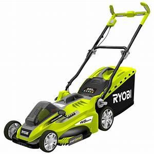 Batterie Ryobi 36v : ryobi 36v brushless lawn mower console i n 3380801 ~ Farleysfitness.com Idées de Décoration