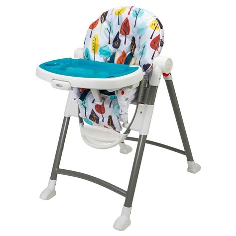 Graco Contempo High Chair Cover by Graco Contempo High Low Chair Bubs N Grubs