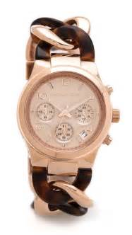 Michael Kors Watches Chain Link