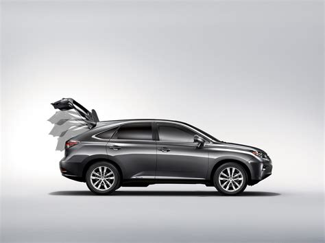 2018 Lexus Rx 450h Picture 441598 Car Review Top Speed