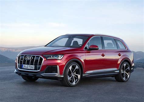 2020 Audi Q7 by Audi Q7 2020 фото цена комплектации старт продаж в россии