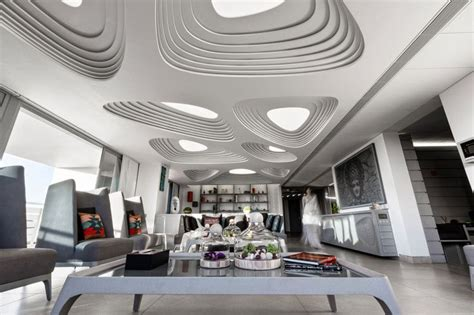 Creative Ceiling In A Room by 13 Amazing Exles Of Creative Sculptural Ceilings