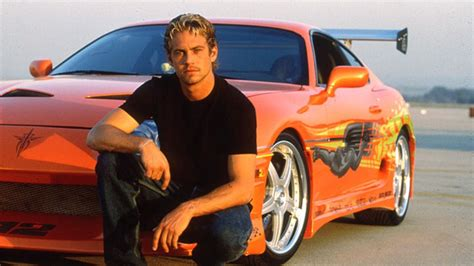 One of Paul Walker's Fast And The Furious cars is going up