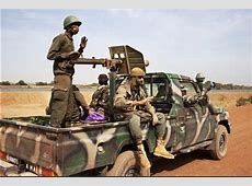 Government Control Restored In Timbuktu As French And