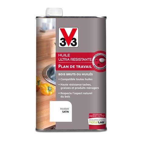grille pour hotte de cuisine huile plan de travail v33 incolore 1 l leroy merlin