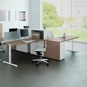 Schreibtisch Mit Schrank : schreibtisch mit schrank tr t b rom bel m ller ~ Buech-reservation.com Haus und Dekorationen