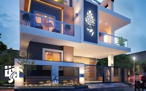 Incredible 3d Exterior Night Rendering Modern Elevation Backyard Wrestling Promotions Baseball For Xbox 360 2001 Players Studio Prefab Adventures Iowa Auto Winnipeg Ideas Landscaping On A Budget Fuck