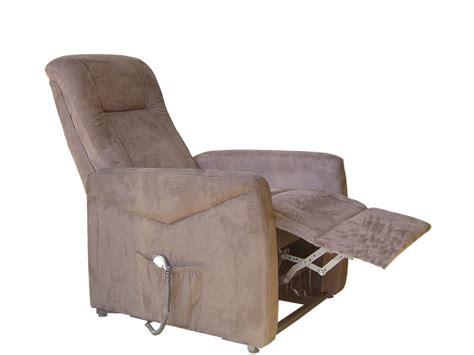 canapé avec repose pied intégré promotion fauteuil de relaxation microfibre électrique