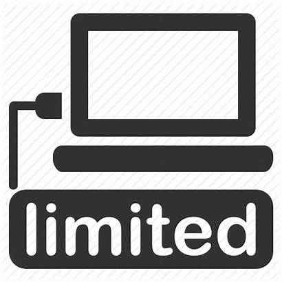 Access Limited Icon Internet Limit Lan Complimentary