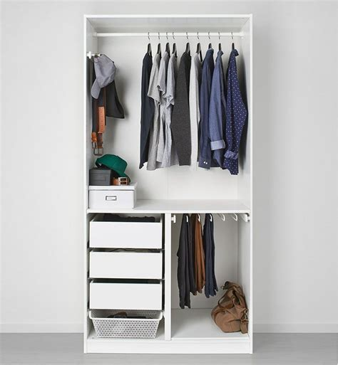 Wardrobe Closet For Small Spaces by 9 Storage Ideas For Small Closets Add An Insert