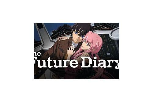 future diary episode 1 english dub online