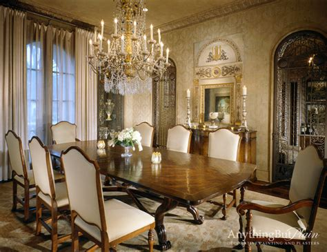elegant dining room traditional dining room houston