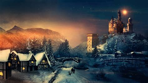 We have a massive amount of hd images that will make your computer or smartphone look absolutely fresh. Christmas Winter Wallpapers | HD Wallpapers | ID #14153