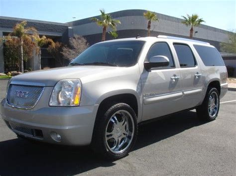 find   gmc yukon xl denali awd   wheels    phoenix arizona united