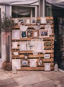 Fotowand Selber Machen : fotowand hand made wedding decorations pallet wedding ~ A.2002-acura-tl-radio.info Haus und Dekorationen