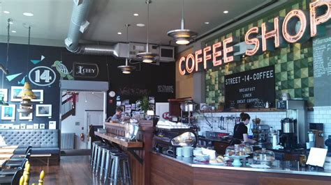 Astoria coffee is a beautiful, light coffee shop off of the 30th avenue stop. Coffee Shop @ Commodore Hotel Astoria Oregon - BIG graphic ...