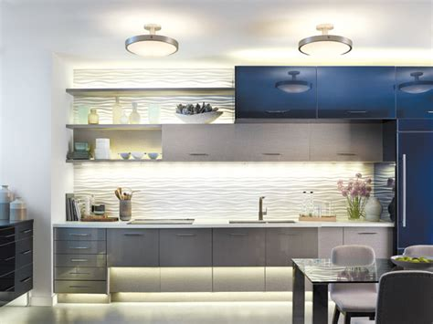 Illuminate the home with chic functional lighting