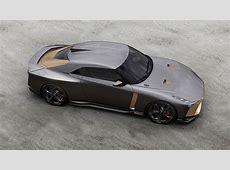 Nissan GTR 50 by ItalDesign celebrates two golden