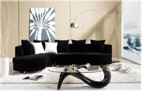 canape d angle alcantara canape d 39 angle 5 places velours noir ebay
