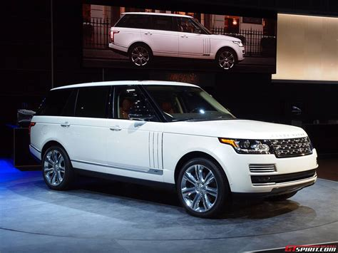 Los Angeles 2013 Range Rover Longwheelbase Autobiography
