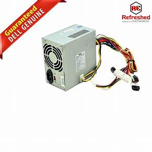 Dell Optiplex Gx240 Gx260 Atx 250w 1 Fan Power Supply