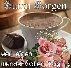 Lustige Guten Morgen Kaffee Bilder : guten morgen und einen wundervollen tag guten morgen bild 25282 ~ Frokenaadalensverden.com Haus und Dekorationen