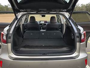 Cargo Space  This Is How The Lexus Rx350 Stacks Up