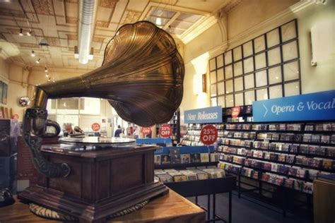 Melbourne Classical Music Shop Thomas' Plays Final Song