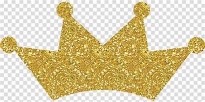 Glitter Gold Crown Clipart Transparent Clip Jewelry