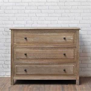 Commode En Bois : commode en bois cerus ~ Teatrodelosmanantiales.com Idées de Décoration