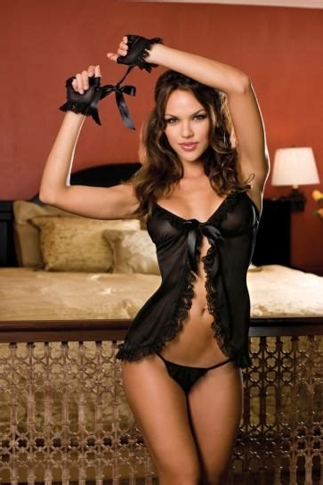 Seduce Me Black Camisole Set Sexy Lingerie Sleepwear And Playwear Outfit