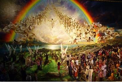 Heaven Reward Jesus Coming Christ Second Lord