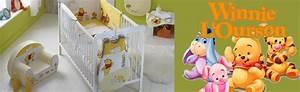 Chambre Bébé Disney : chambre b b winnie l 39 ourson d co winnie disney baby sur bebegavroche ~ Farleysfitness.com Idées de Décoration