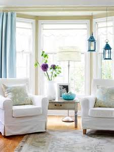bay window treatment living rooms pinterest