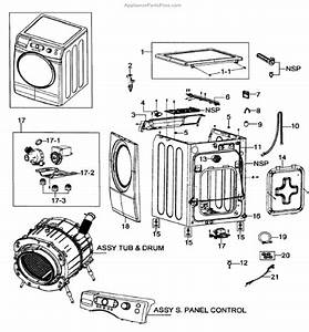 Samsung Dc97-07128d Drain Hose