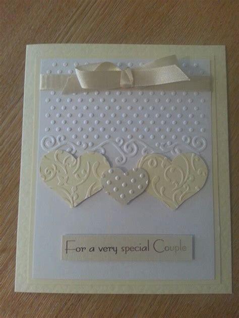 images  homemade cards wedding  pinterest