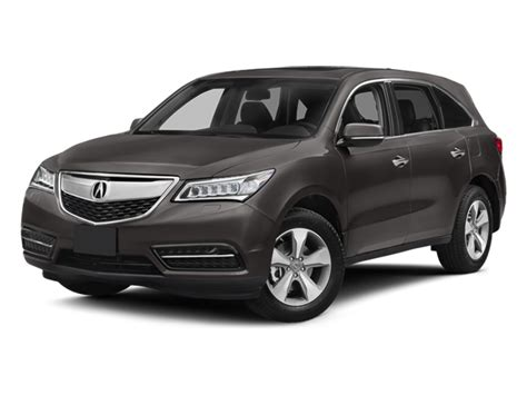 Acura Mdx Value by 2014 Acura Mdx Values Nadaguides
