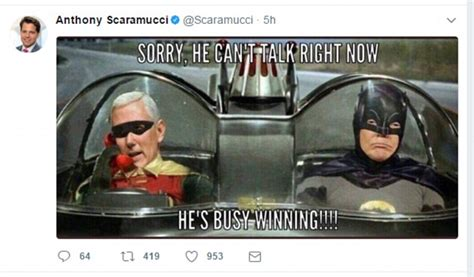 Scaramucci Memes - cnn removed story after being threatened with lawsuit daily mail online