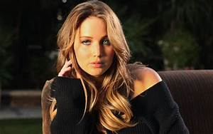 Jennifer Lawrence Beautiful HD Wallpaper 2015