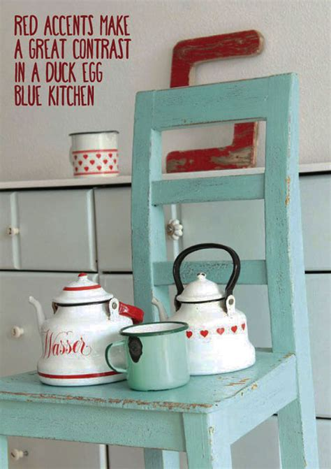 What Colours Go With Duck Egg Blue?  The Guide