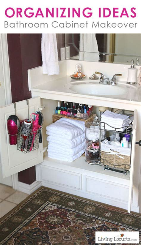 Bathroom Sink Organization by 17 Stay Organized Your Sink Home Improvement