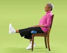 1000 images about knee strengthening chair exercises on