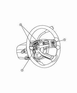2008 Dodge Durango Wiring  Steering Wheel  Trim   All Trim Codes   Ctrlsred  Spokesteering
